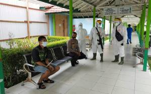 Tahanan Polsek Tasik Payawan Katingan Reaktif Covid-19