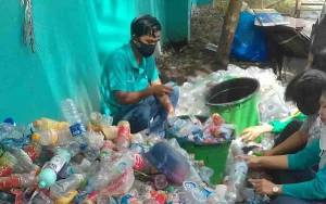 KLHK: Masih Ada Daerah Belum Jalankan Aturan Pengurangan Plastik