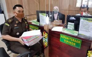 Berkas Perkara Kasus Korupsi PD Agrotama Mandiri Dilimpahkan ke PN Tipikor Palangka Raya