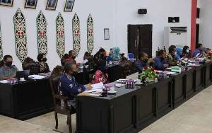 DPRD dan Pemko Palangka Raya Gelar RDP Bersama BUMD