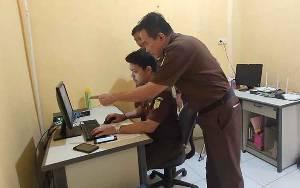 Kajari Sukamara Harapkan Prestasi Entri Data CMS Berikan Dampak Pelayanan