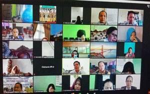 Pemprov Kalteng Gelar Webinar Terkait Pengembangan Profesi Pejabat Fungsional