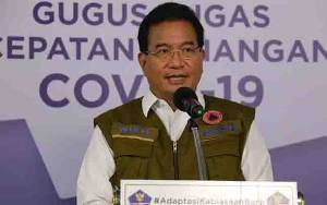 Indonesia Resmi Ajukan Permohonan Bantuan Alat Rapid Test Antigen ke WHO