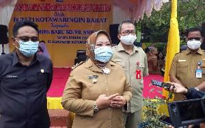 Bupati Kotawaringin Barat: Hentikan Aktivitas Sejenak saat Detik-detik HUT ke 75 Kemerdekaan RI