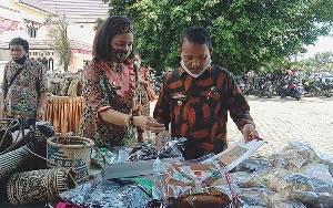 Wakil Bupati Barito Timur Buka Pelatihan bagi Wirausaha Mikro dan Kecil