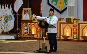 Gubernur Kalteng Hadiri Pelantikan Pengurus KONI Kalteng