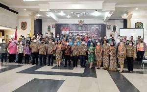 Dinas Koperasi, UKM dan Perindustrian Barito Timur Gelar Pelatihan Wirausaha