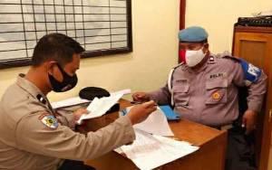 Tim Supervisi Polres Kapuas Monitoring Polsek Selat, Harapkan Pertahankan Kinerja