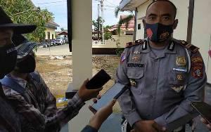 Satlantas Polres Seruyan Terapkan Protokol Kesehatan Saat Pengurusan SIM
