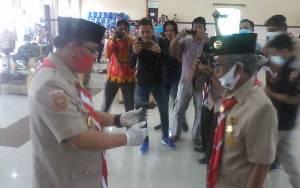 Wakil Bupati Katingan Siap Nahkodai Kwartir Cabang Pramuka Kabupaten Katingan