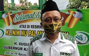 Ketua Lakpesdam Kalteng: Beroperasinya Klinik NU Momentum Bagi Kaderisasi Kesehatan