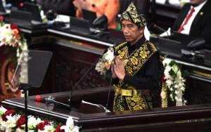 Pidato Lengkap Jokowi Mengenai RAPBN 2021 dan Nota Keuangan