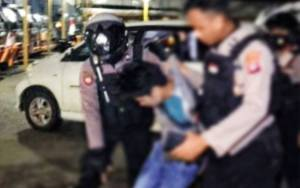 Pelaku Penggelapan Mobil Rental di Kalbar Ditangkap di Kalteng