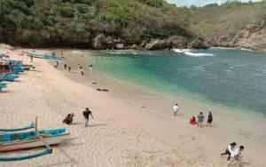 Pantai Gesing Yogyakarta Kalah Pamor, Dilema Promosi Wisata