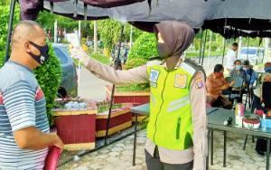 Perpanjangan SIM dan SKCK Dilakukan Dengan Humanis