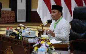 Gubernur Kalimantan Tengah Minta Elemen Masyarakat Bersama Memutus Mata Rantai Penyebaran Covid-19