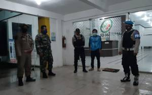 Patroli KRYD Sasar Tempat Keramaian dan Rumah Sakit