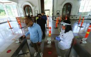 Dua Ratusan Warga Kota Bogor Kena Razia Tak Bermasker di Tempat Umum, Sanksinya