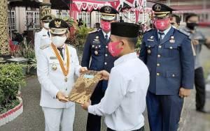 104 Warga Binaan Rutan Tamiang Layang Dapat Remisi, 1 Langsung Bebas