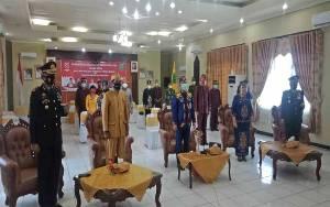 Bupati Barito Selatan: HUT RI ke 75 Momentum Generasi Muda Berbakti Kepada Nusa dan Bangsa