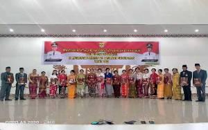 Ini Nama 34 PNS Penerima Penghargaan Satyalencana Karya Satya di Hari Kemerdekaan RI