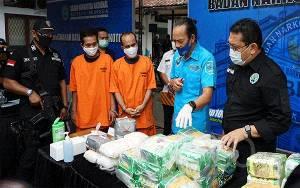 BNN Minta Bandar dan Pengedar Narkoba Dibuat Miskin