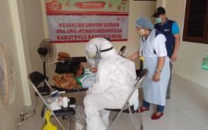 Pengadilan Negeri Tamiang Layang dan PMI Gelar Donor Darah