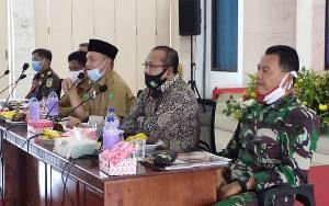 Pemkab Sukamara Hilangkan Sanksi Penyitaan KTP Dalam Perbup New Normal
