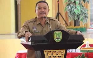 Pemkab Sukamara Usulkan Tenaga Kontrak Sebagai Penerima Subsidi