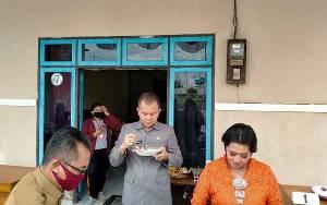 Jaya S Monong Apresiasi DPKP Gunung Mas Meriahkan HUT Kemerdekaan RI dengan Perlombaan