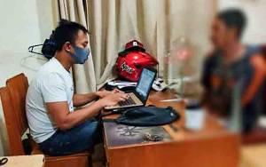 Polisi Gagalkan Rencana Pesta Sabu di Jalan Riau Palangka Raya