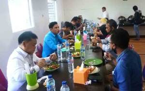 Bupati Kotawaringin Timur Gelar Silaturahmi Kemerdekaan Bersama PWI Kotim