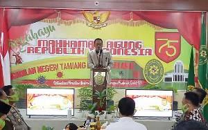 15 PNS Pemkab Barito Timur akan Pindah ke Pengadilan Negeri Tamiang Layang