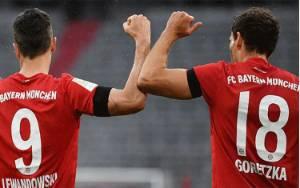 Hasil Liga Champions: Lyon vs Bayern Munchen 0-3, Simak 5 Fakta Menarik Ini
