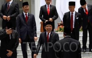 Pengamat Memperkirakan Wakil Partai Politik di Kabinet Aman dari Reshuffle