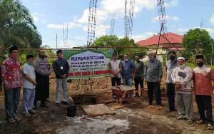 Pemko Palangka Raya Dukung Pembangunan Taman Pendidikan Alquran Nurul Mustofa