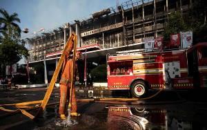 Polri Kirim SPDP Kasus Kebakaran Kejaksaan Agung