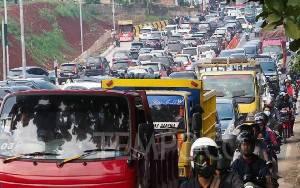 153 Ribu Kendaraan Kembali ke Jakarta Usai Libur Panjang Tahun Baru Islam