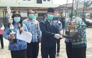 Ini Daftar Pemenang Lomba Kebersihan tingkat RT dan SD Dinas PUPR-PKP Kapuas