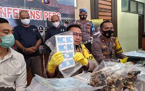 Polres Kotim Ringkus 3 Tersangka Pemalsu Dokumen Kependudukan, 1 Orang Bertugas Cari Korban di Disdukcapil