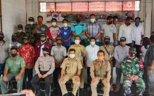 Kecamatan Tasik Payawan Katingan Maksimalkan Upaya Antisipasi Karhutla