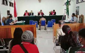 Sidang Lanjutan, PPDI dan Pemkab Barito Timur Ajukan Saksi