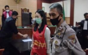 Aurelia Margaretha Divonis 5,5 Tahun Penjara karena Tabrak Orang hingga Tewas