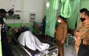 Wakil Bupati Barito Timur Cek Penerapan Protokol Kesehatan