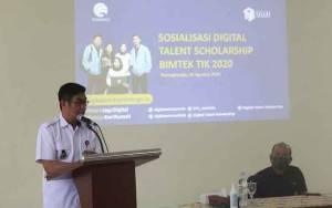 Program Digital Talent Scholarship Tahun 2020 untuk Tingkatkan SDM di Era Industri 4.0