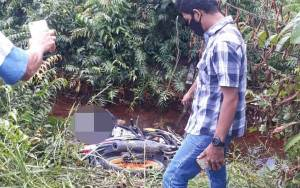 Pria yang Ditemukan Tewas di Samuda Sudah 3 Hari Tidak Pulang ke Rumah