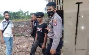 Polisi Tangkap Pelaku Penusuk Pekerja Sawit, Ini Penyebab Perkelahian