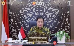 Pemerintah Tetapkan Plafon KUR 2021 Rp253 Triliun
