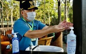 Gubernur Kalteng Tetap Tekankan Protokol Kesehatan Meski Zona Hijau