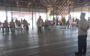 Pesan Wakil Bupati Barito Timur Pada Upacara Hari Pramuka